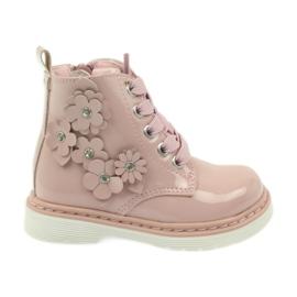 American Club roz Cizme de ghete americane cizme pentru pantofi pentru copii 1424