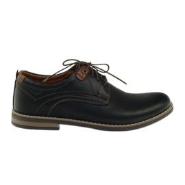 Pantofi bărbați Riko cu gleznă de legare 842