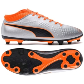 Pantofi de fotbal Puma One 4 Son Fg M 104749 01