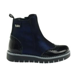 Ren But Boots izolat Ren Dar 3313 negru