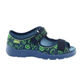 Befado pentru copii încălțăminte sandale papuci 969x124