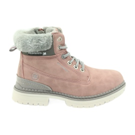 American Club Cizme americane cizme cizme de iarna 708122