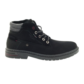 American Club Trappers american pantofi de iarna trekking negru