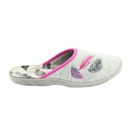 Befado pantofi femei colorate 235D164