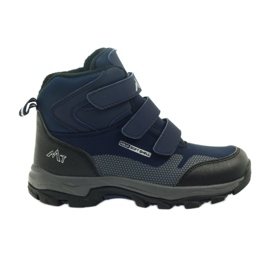 Mttrek Velcro boots MT TREK 012 marină