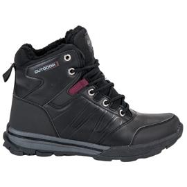 Negru Pantofi de Trekking pentru femei de MCKEYLOR