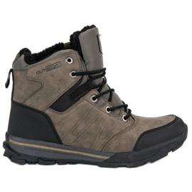 Pantofi de Trekking pentru femei de MCKEYLOR maro