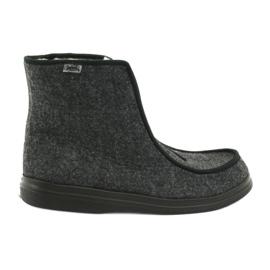 Befado femei pantofi pu 996D004 gri