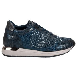 Kylie Pantofi de sport la modă albastru