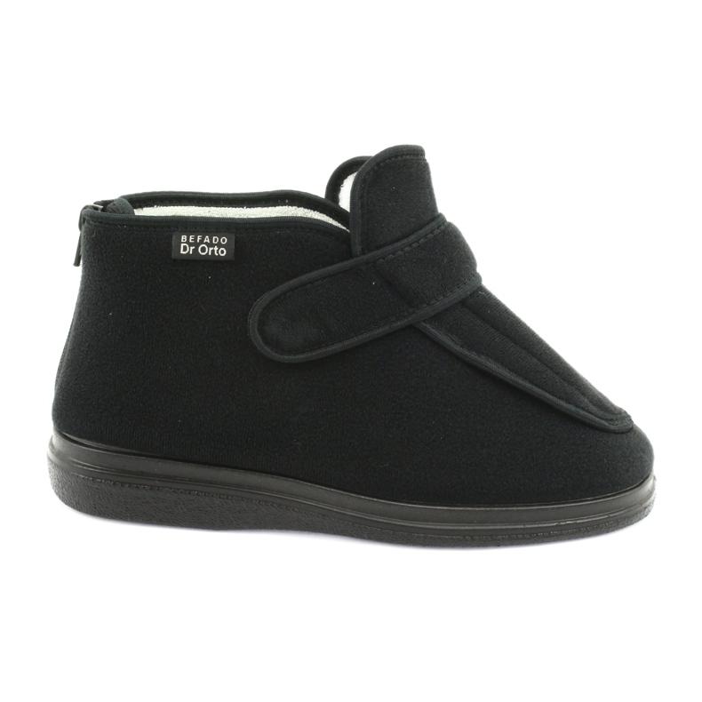 Pantofi Befado DR ORTO 987D002 negru