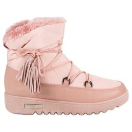 Roz MCKEYLOR cizme de zăpadă