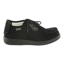Befado pantofi pentru femei pu 387D005 negru