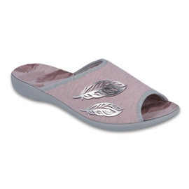 Befado femei pantofi pu 254D098