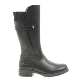 Ren But Ren Boot cizme lungi negru 4371