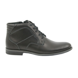 Negru Pantofi pentru bărbați Riko Jodhpur 861