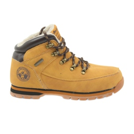 American Club galben Cizme de iarna americana pentru cizme 152619