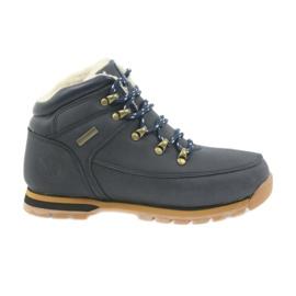 American Club bleumarin Cizme de iarna americana pentru cizme 152619