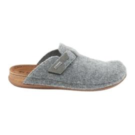Papucii au simțit că au încuiat Inblu TH014 gri