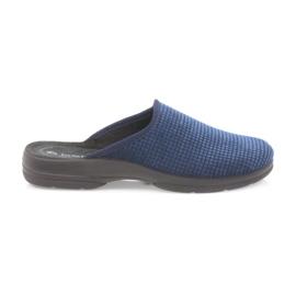 Inblu bleumarin Pantofi pentru bărbați albastri