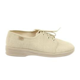 Befado pantofi pentru bărbați pu 630M007 maro