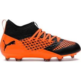 Cizme de fotbal Puma Future 2.3 Netfit Fg Ag Culoare Sh Jr 104836 02