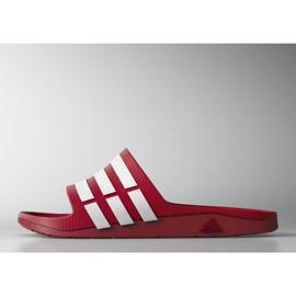 Roșu Adidas Duramo Slide M G15886 papuci