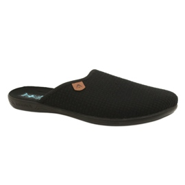 Papuci Adanex 21115 papuci negru