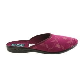 Papuci din velur Adanex 18115