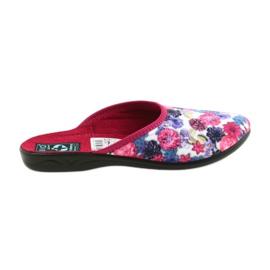 Papuci din velur Adanex 23773