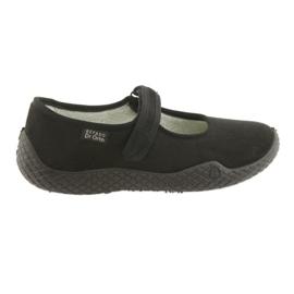 Befado femei pantofi - tineri 197D002 negru
