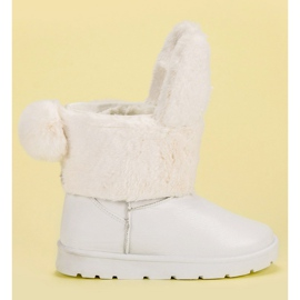Seastar alb Mukluki cizme de zăpadă