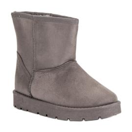 Seastar gri Mukluki cizme de zăpadă