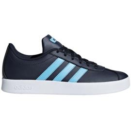 Pantofi Adidas Vl Court 2.0 K Jr B75695