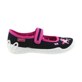 Pantofi de copii pentru befado pentru papuci de balerina 114X323