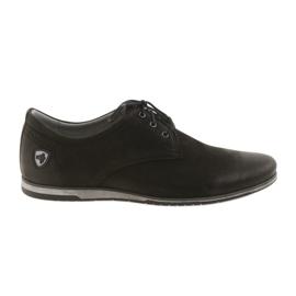 Riko pantofi sport pentru tocuri inalte 877 negru