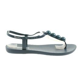 Bleumarin Ipanema sandale flip-flops pantofi pentru femei 82517