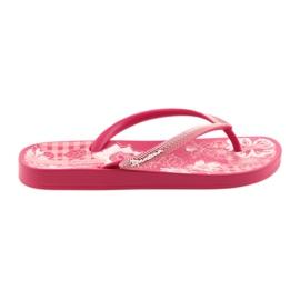 Ipanema pantofi flip flops pentru femei pentru piscina 82518