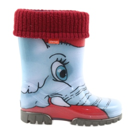 Demar încălțăminte copii cizme cu o șosetă caldă