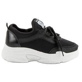 Mckeylor negru Pantofi sport