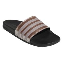 Roz Adidas Adilette Comfort B75679 papuci