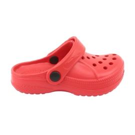 Befado alte încălțăminte pentru copii - roșu 159X005