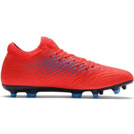 Cizme pentru fotbal Puma Future 19.4 Fg Ag M 105545 01