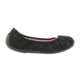 Pantofi pentru balerini Befado pentru femei 893Q093 negru