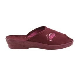 Befado papuci femei pantofi pu 581D193 flip flops