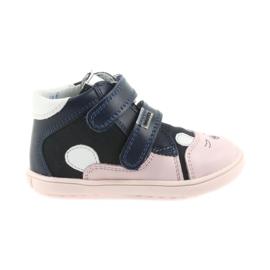 Cizme pantofi copii Velcro iepure Bartek 11702