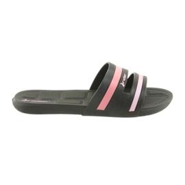 Femeile de papuci papuci Rider 82504 negru