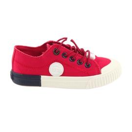 Big Star Pantofi adulți din roșu mare 374004