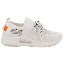 Mckeylor Slip Sport Shoes alb