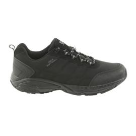 DK 18378 pantofi de sport softshell negru