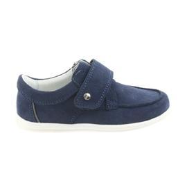 Bartek Pantofi casual pentru băieți 58599 granat bleumarin